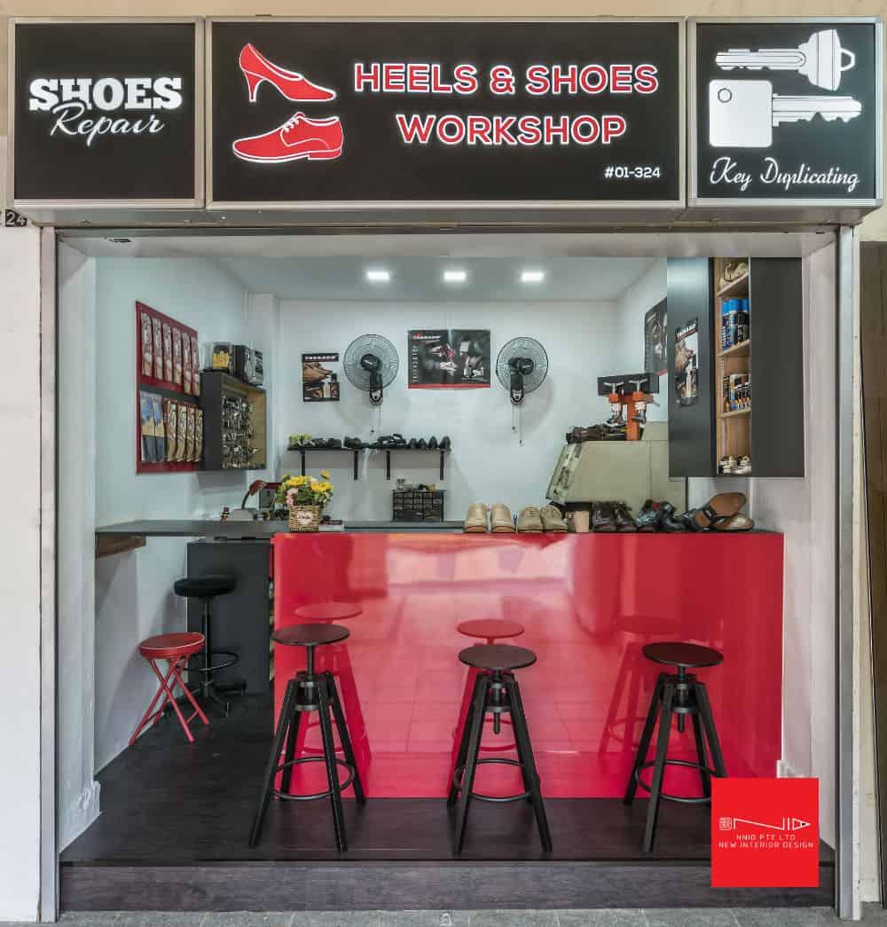 185 Toa Payoh – Shoe Shop