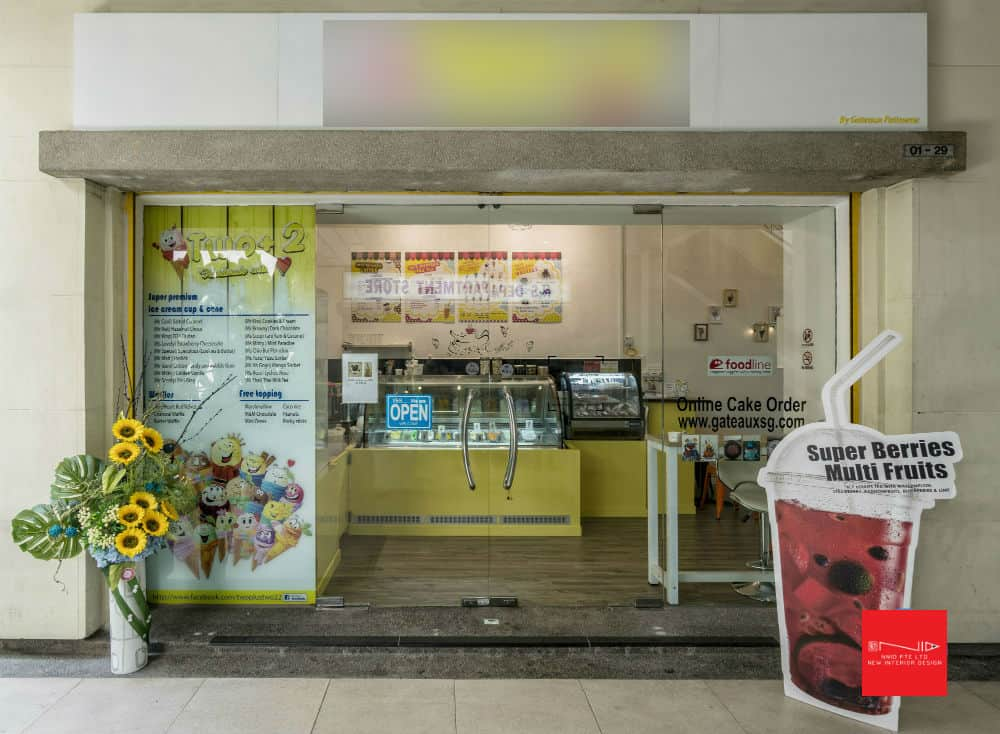 475 Choa Chu Kang – Ice Cream Shop